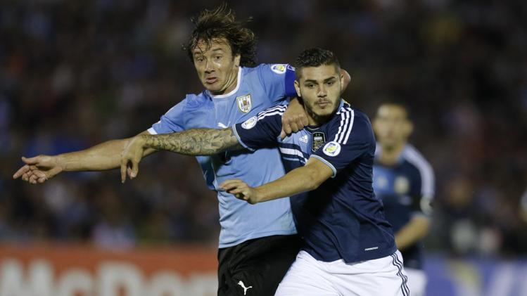 Image result for icardi and higuain argentina squad