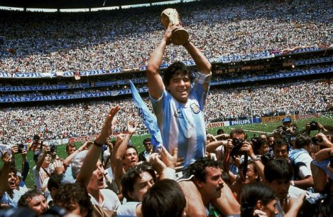WORLD CUP 1986