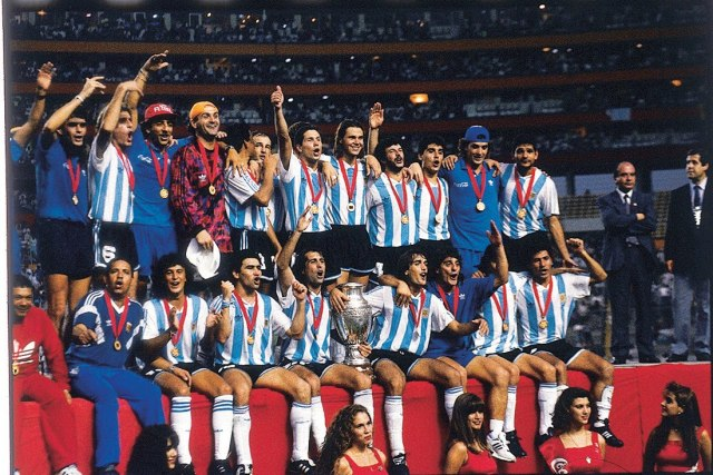 Hasil gambar untuk copa america 1993 argentina