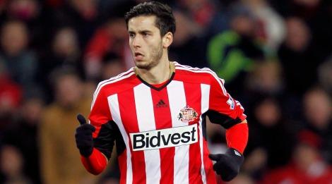 Sunderland's Ricardo Alvarez