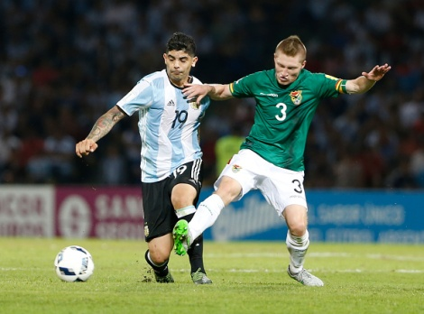 Argentina v Bolivia - FIFA 2018 World Cup Qualifiers