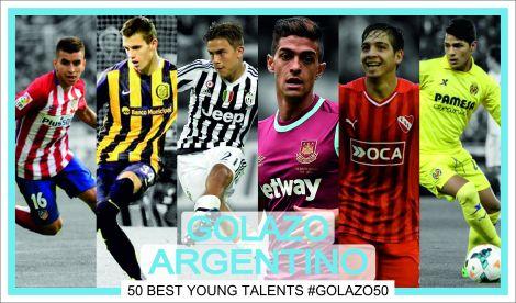 #Golazo50