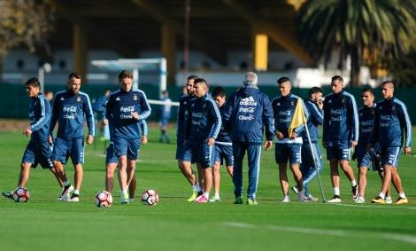 selección-argentina