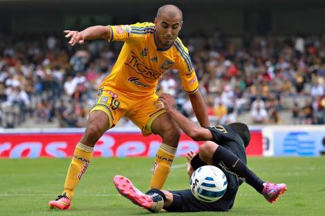 Pumas vs Tigres AP 2014