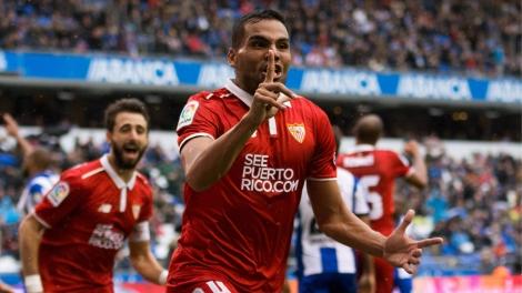Fotboll, La Liga, Deportivo - Sevilla