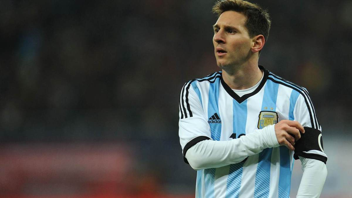 Passarella Take Argentina captaincy from Messi Funes Mori should