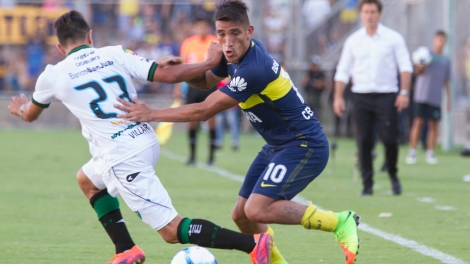 San Martin SJ vs Boca Juniors