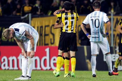44a59188cbe Atlético Tucumán will certainly feel they did enough for at least a point  in Montevideo but El Decano were instead on the end of a 2-1 defeat to  Peñarol