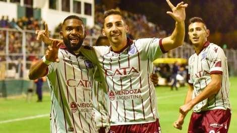 San Juan. Futbol. San Martin Godoy Cruz