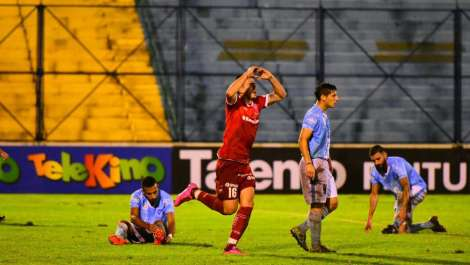 Formosa. Copa Argentina. Huracán - CADU