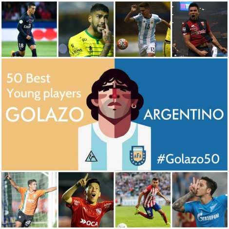 Golazo50 2017