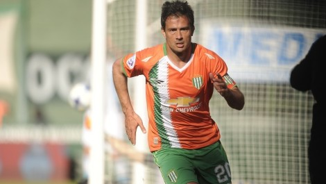 Banfield vs Racing  foto Maxi Failla