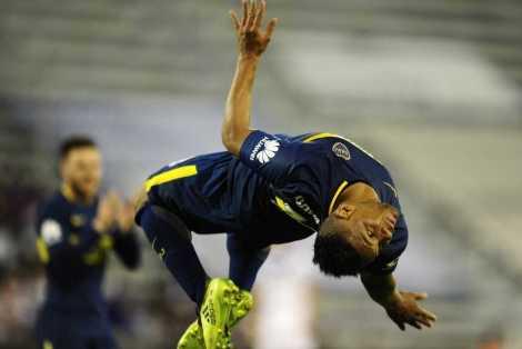 Vélez vs Boca Foto Juano Tesone