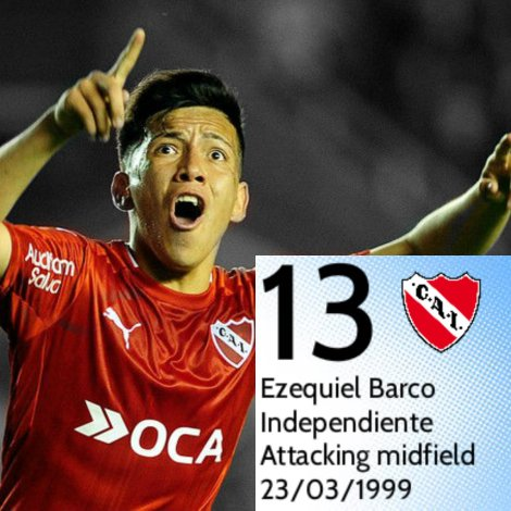 13Barco