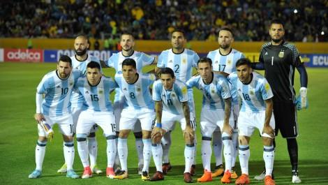 Ecuador vs Argentina 10/10/2017 Foto: Mario Quinteros