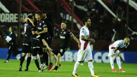Semifinal Copa Libertadores Lanus vs River Plate Foto Juano Tesone 31102017