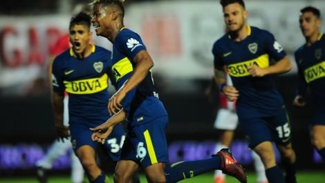 10 12 17 Estudiantes vs Boca Cancha de Quilmes Foto: German García Adrasti