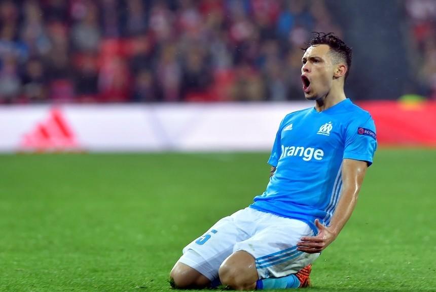 Lucas Ocampos trở lại Marseille