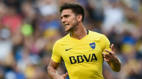 Boca Juniors v Belgrano - Superliga 2017/18