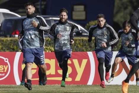 Selección-argentina-Messi-Aguero