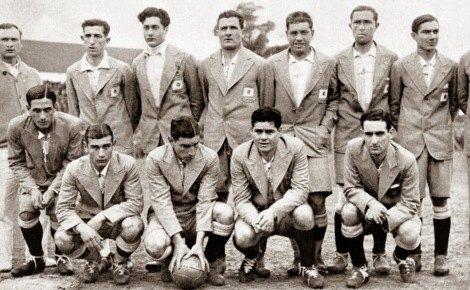 paphotos.co.uk soccer-world-cup-uruguay-1930-group-one-argentina-v-france