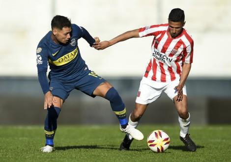 Mauro+Zarate+Ivan+Gomez+Estudiantes+v+Boca+T8xLwiGpuKWl