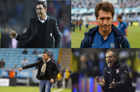 Argentina Top Managers