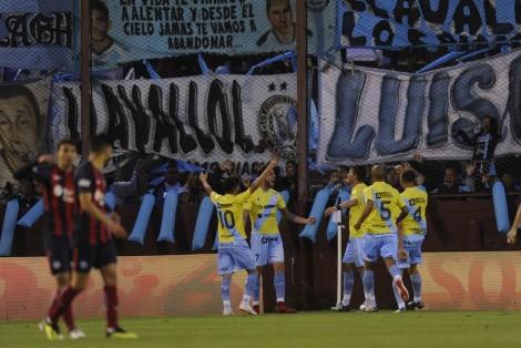 Copa Argentina san Lorenzo va Temperley Foto Juano Tesone
