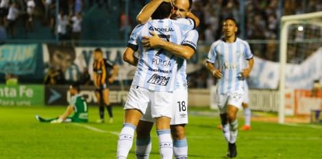 Tucumán. Superliga, Atlético Tucumán - Rosario Central