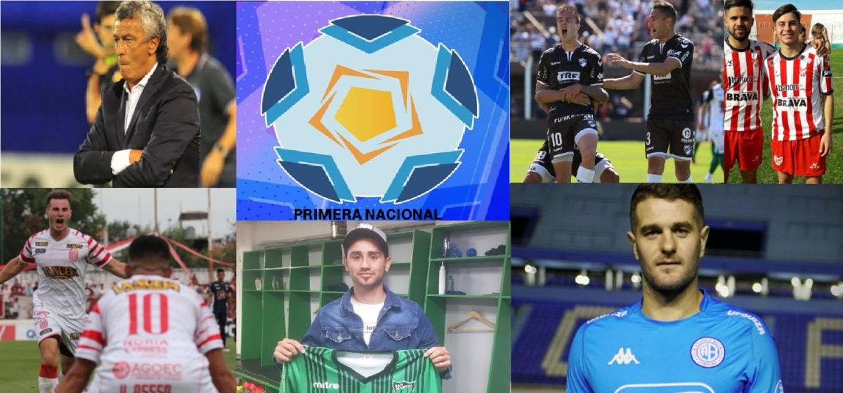 Primera Nacional 2019-2020 Preview