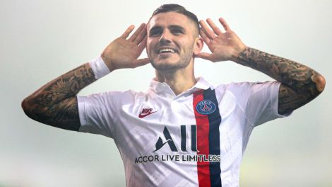 A Good Deal For All As Mauro Icardi Completes Permanent Move To Psg Golazo Argentino