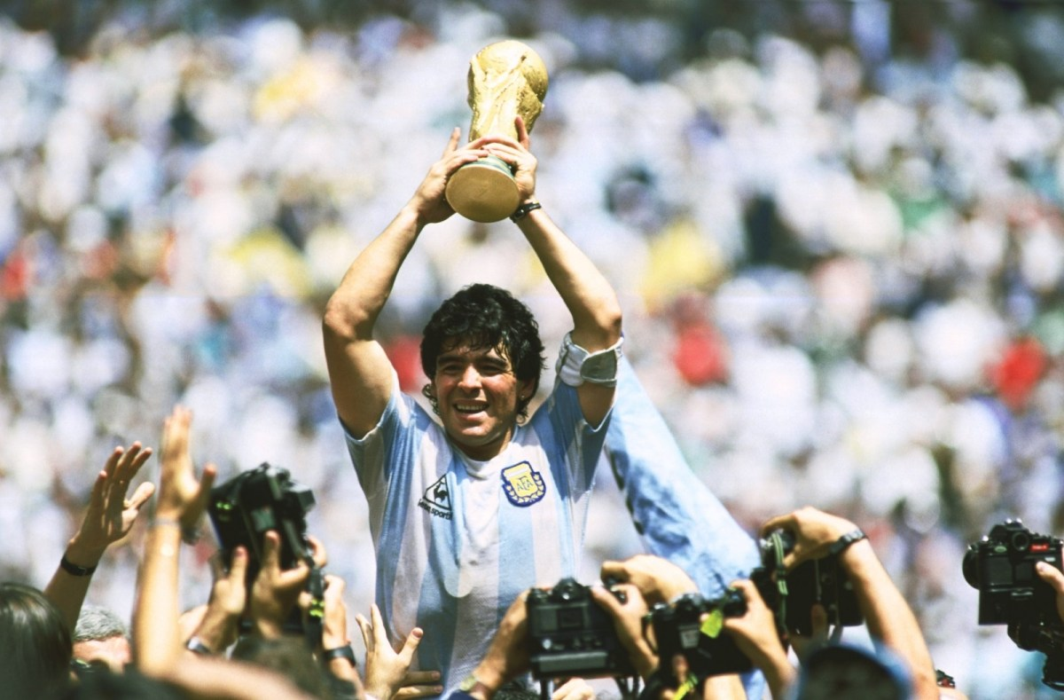 Argentina mourns Diego Maradona's death, the man who embodied a nation's  passion | golazo argentino